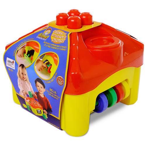 Brinquedo Casinha de Atividades - Dismat MK211  - Noy Brinquedos