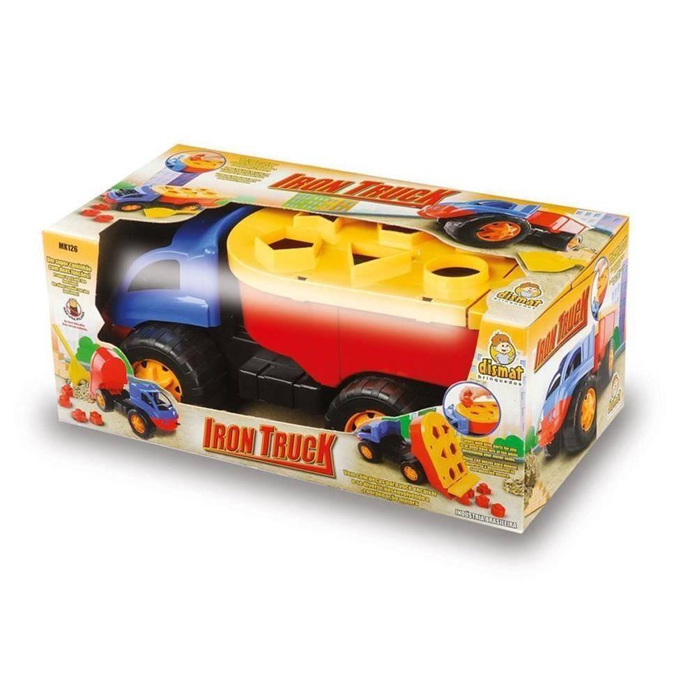Iron Truck - Dismat Mk126 - Noy Brinquedos