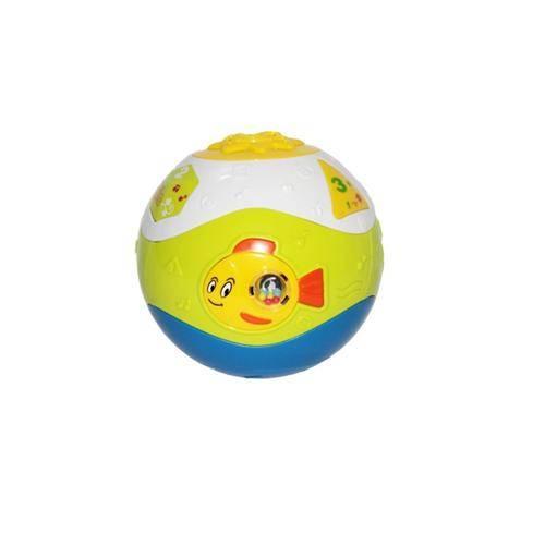 Bola de Atividades Aprender e Brincar - Zoop Toys ZP00052 - Noy Brinquedos