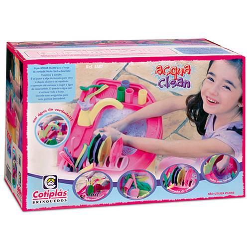 Pia Aqua Clean - Cotiplás 1587 - Noy Brinquedos