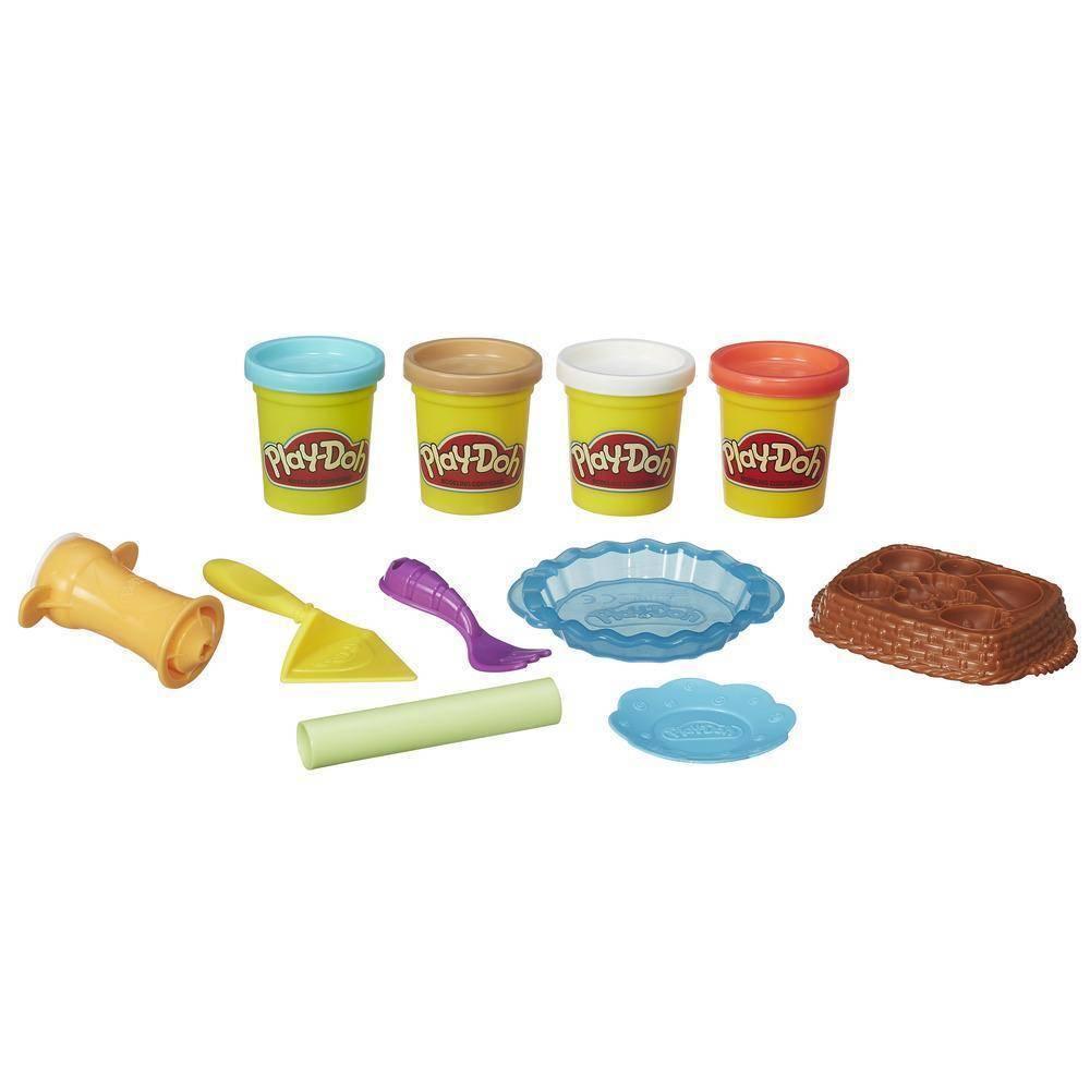 Play Doh Tortas Divertidas - Hasbro B3398 - Noy Brinquedos