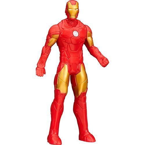 Boneco Homem de Ferro 15cm - Avengers B1814 - Noy Brinquedos