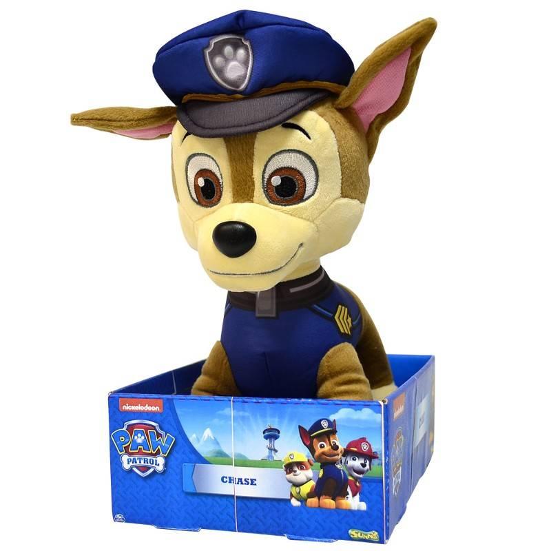 Pelúcia Patrulha Canina Chase - Sunny 1328 - Noy Brinquedos
