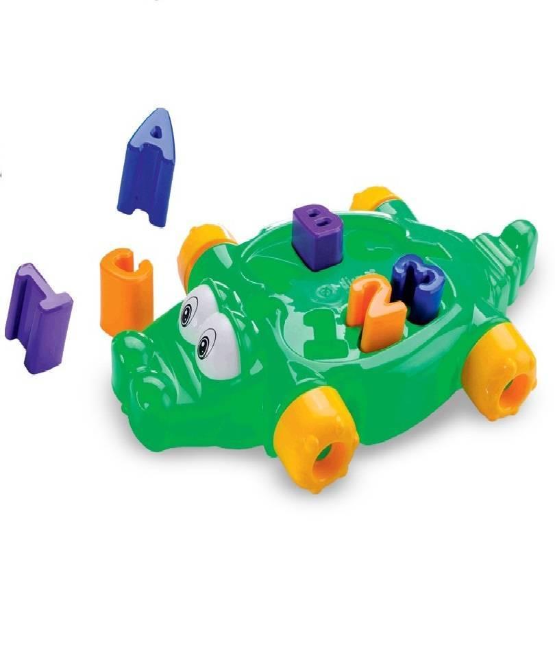 Jacaré Blocos de Montar - Dismat MK282 - Noy Brinquedos