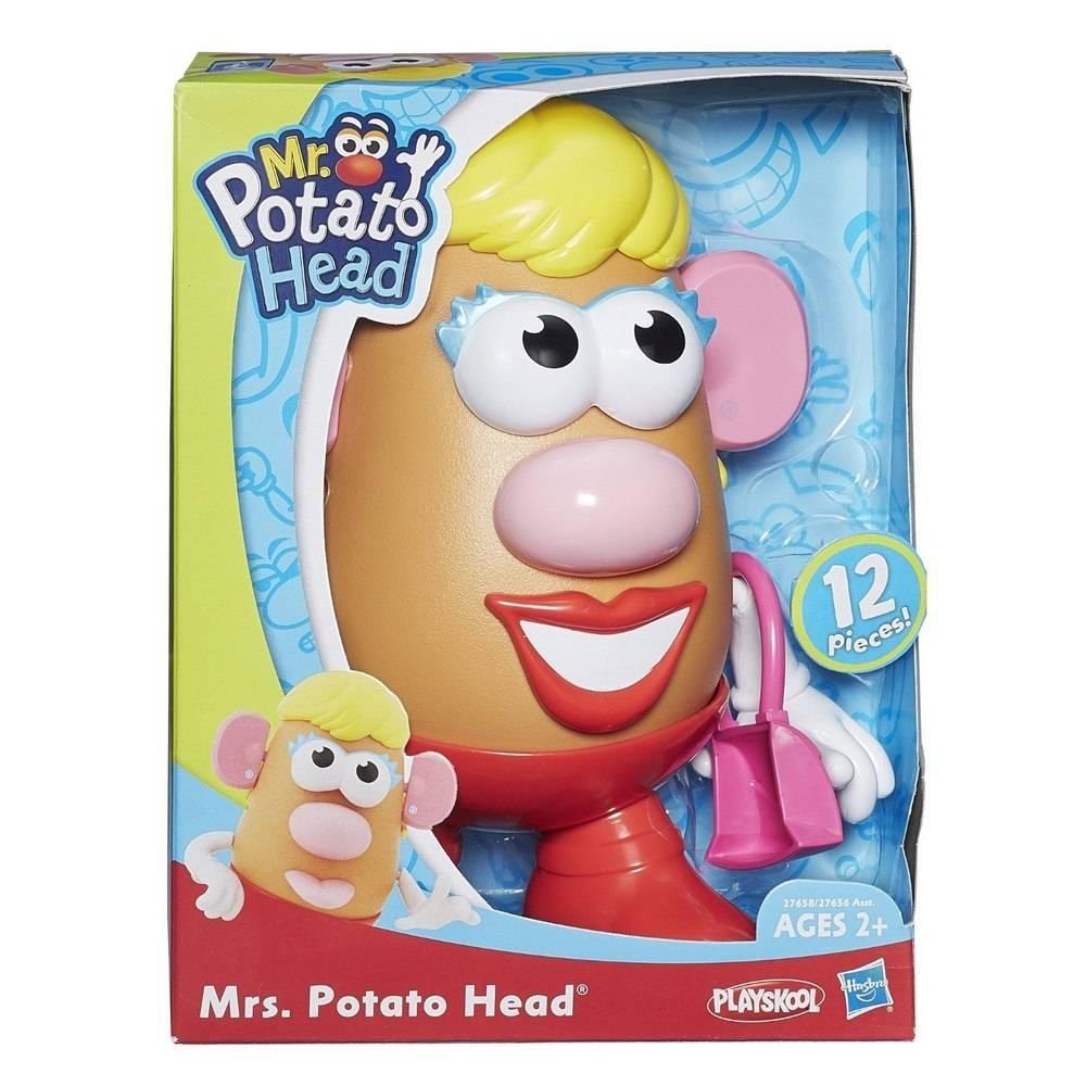Boneco Senhora Cabeça de Batata - Hasbro 27656 - Noy Brinquedos