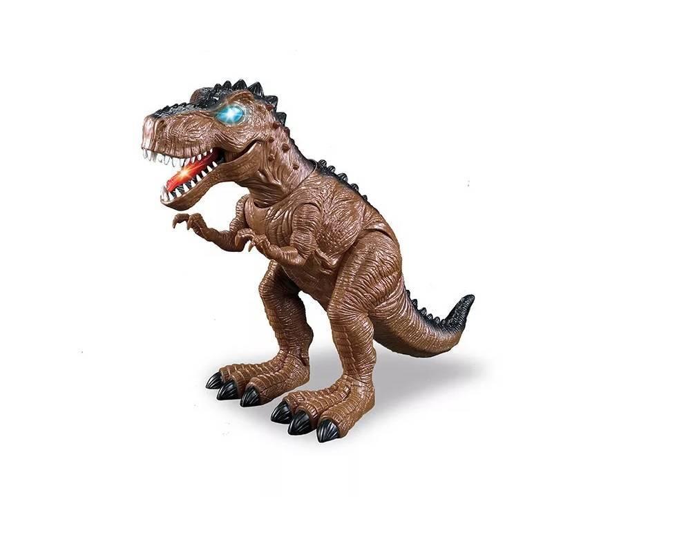 Tiranossauro Rex Luzes e Sons - Zoop Toys ZP00164 - Noy Brinquedos