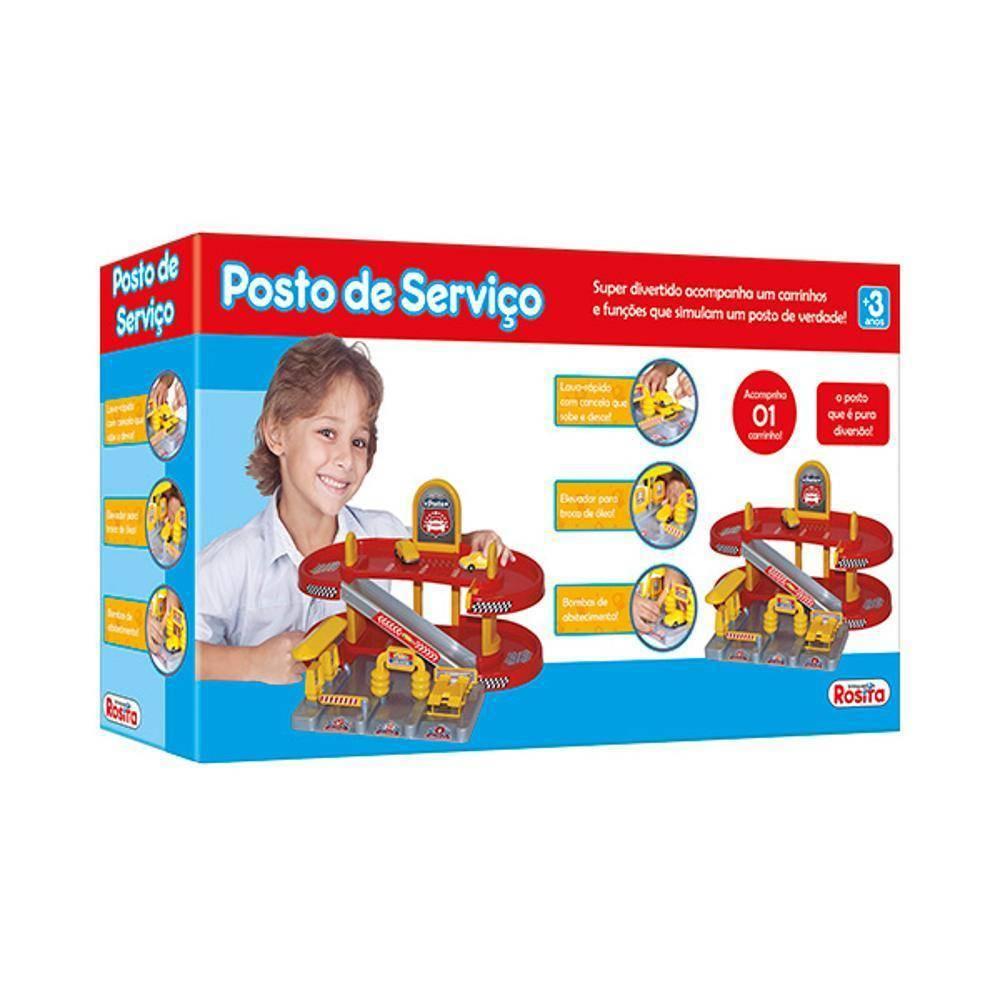 Posto de Serviço - Rosita 9154 - Noy Brinquedos
