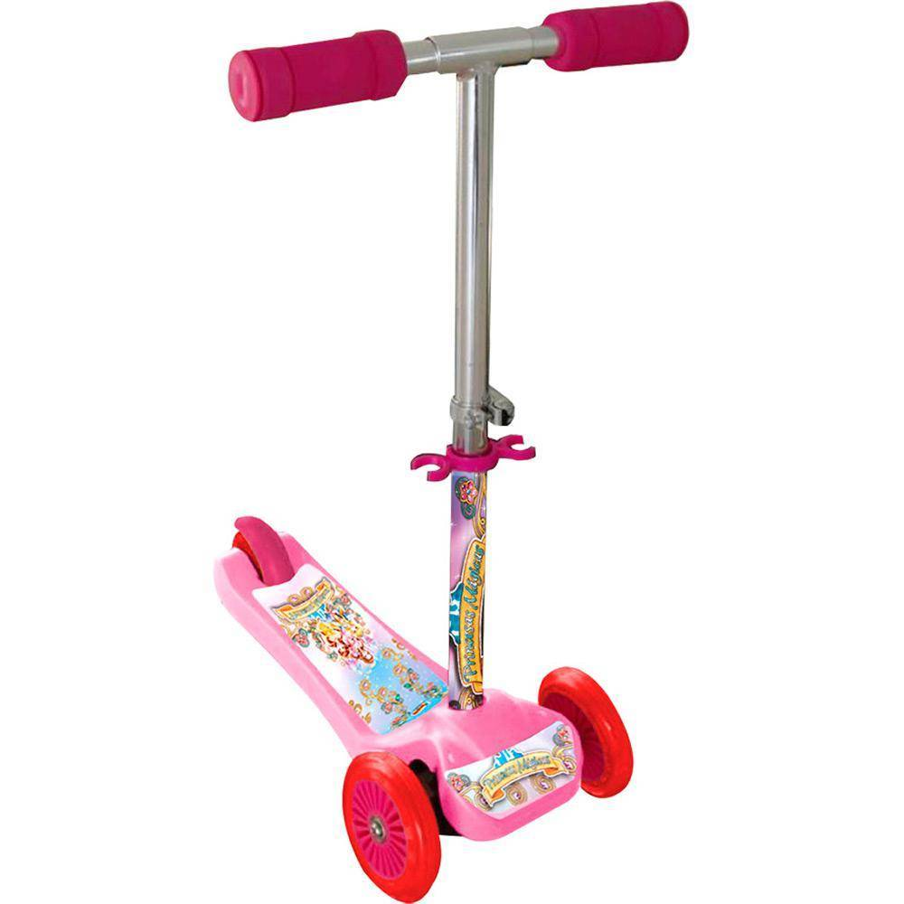 Patinete Scooter Princesas - Zoop Toys ZP00103 - Noy Brinquedos