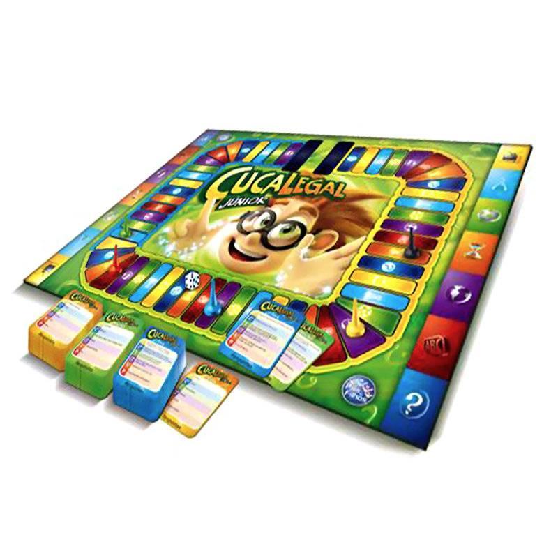 Jogo Cuca Legal Junior - Pais&Filhos 2817 - Noy Brinquedos