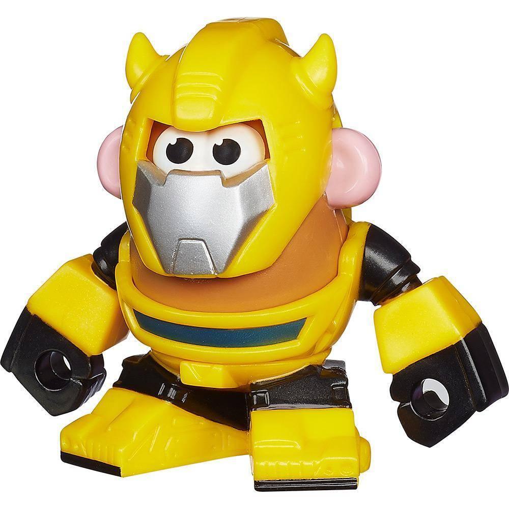 Senhor Cabeça de Batata Transformers Bumblebee  - Hasbro A8080 - Noy Brinquedos
