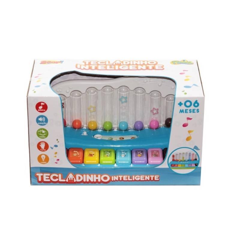 Tecladinho Inteligente - Zoop! Toys ZP00059 - Noy Brinquedos