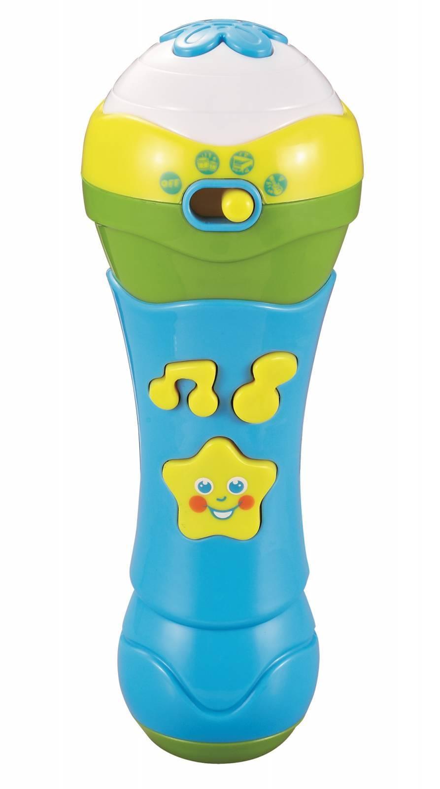 Microfone Divertido - Zoop! Toys ZP00125 - Noy Brinquedos