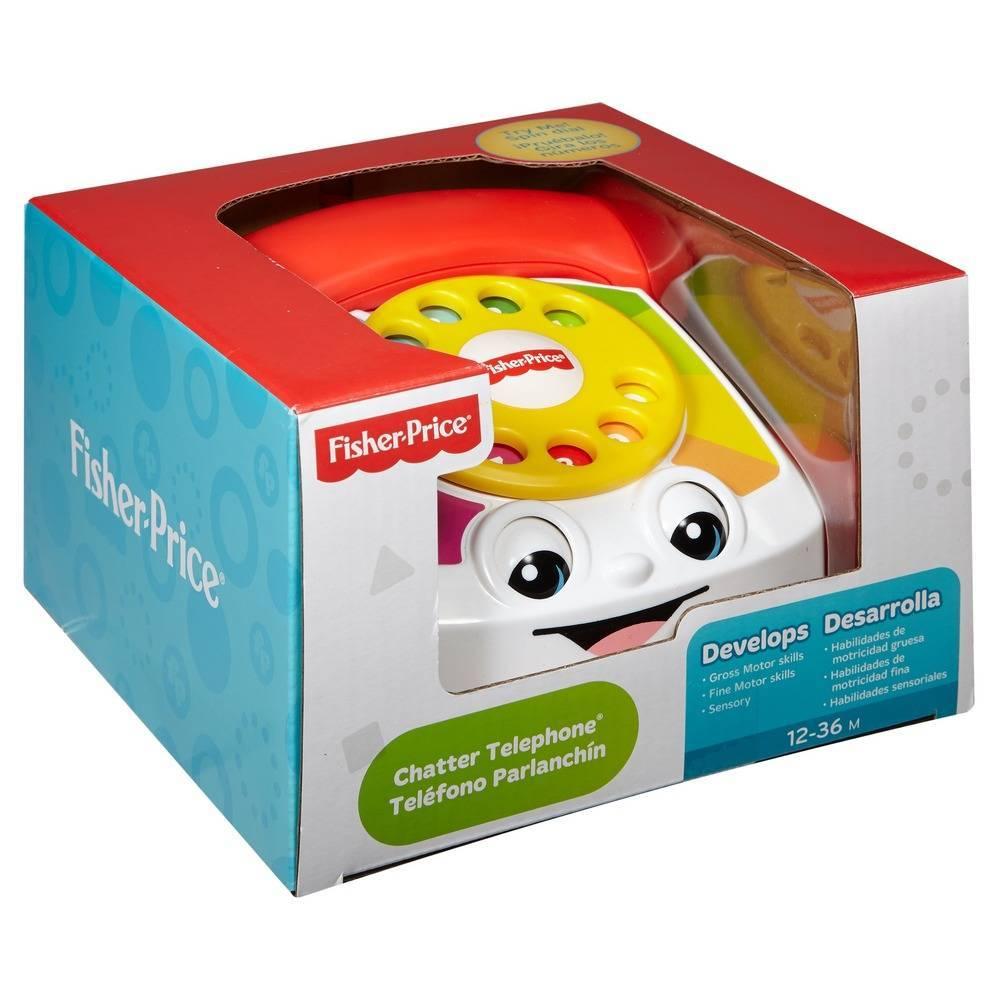 Telefone Feliz Fisher-Price - Mattel DPN22 - Noy Brinquedos