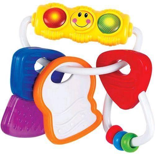 Morde Morde Chaveirinho - Zoop Toys ZP00021 - Noy Brinquedos