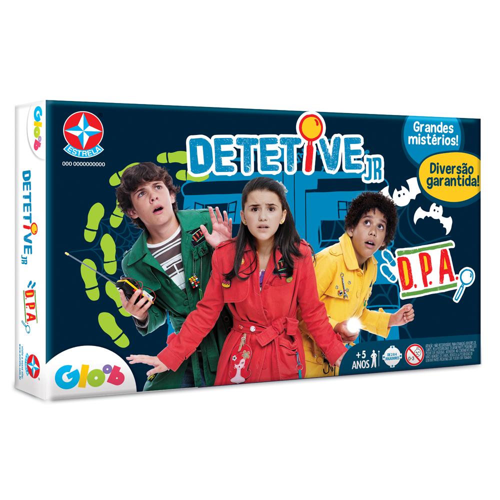 Detetive Junior - Estrela 1201602900103 - Noy Brinquedos