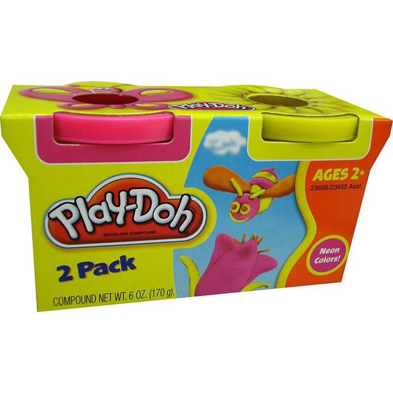 Pets Pote c/2 Play-Doh - Hasbro 23658 - Noy Brinquedos