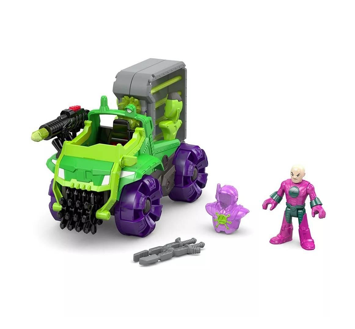 Lex Luthor Veículo Imaginext - Mattel DHT68 - Noy Brinquedos