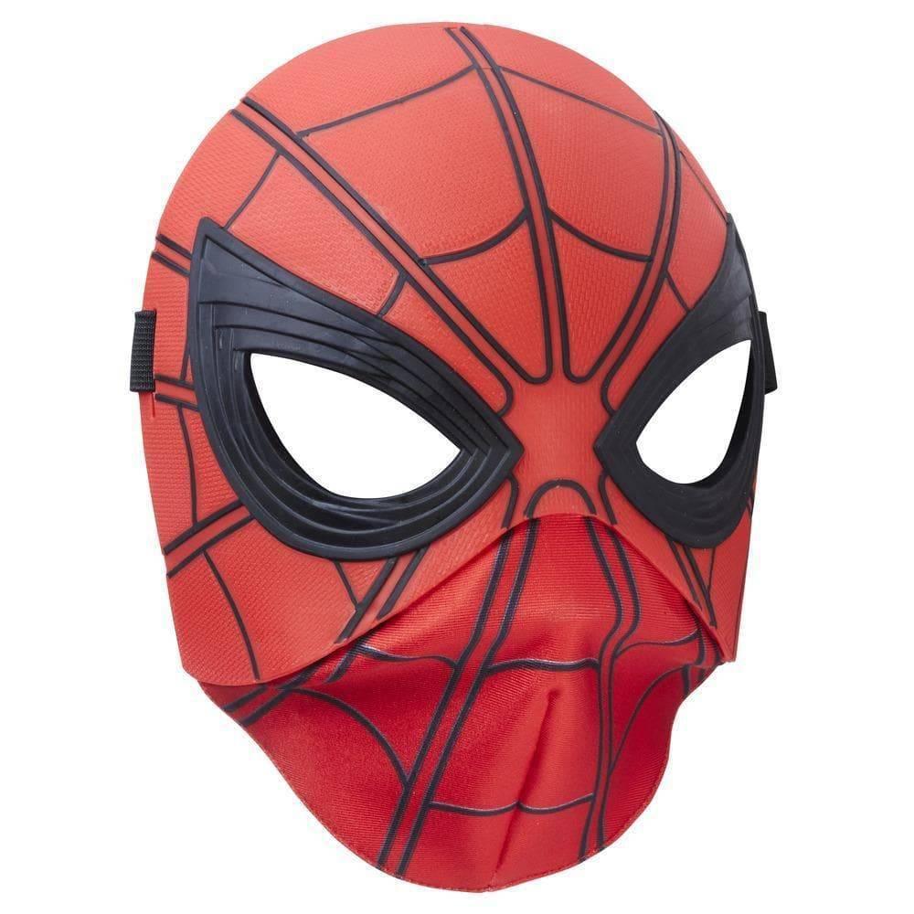 Máscara Abertura Spider-Man Marvel - Hasbro B9694 - Noy Brinquedos