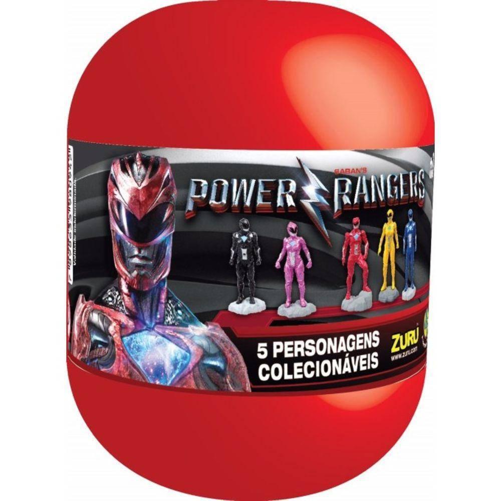 Herói Surpresa Power Rangers - DTC 4037 - Noy Brinquedos