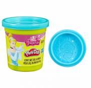 Cinderela Pote Princesas Disney Play Doh   Hasbro B7995