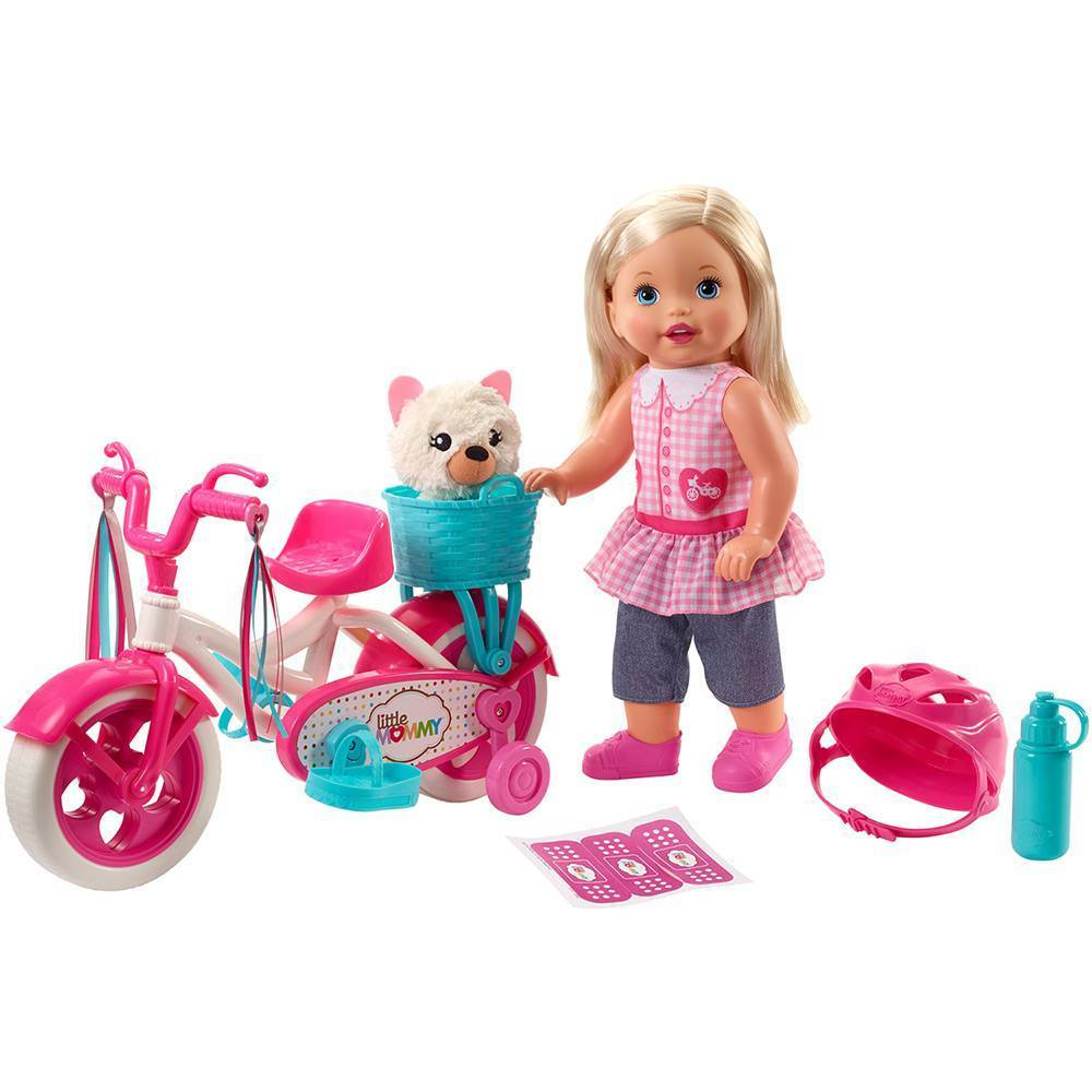 Meu Primeiro Passeio Little Mommy - Mattel FCN11 - Noy Brinquedos