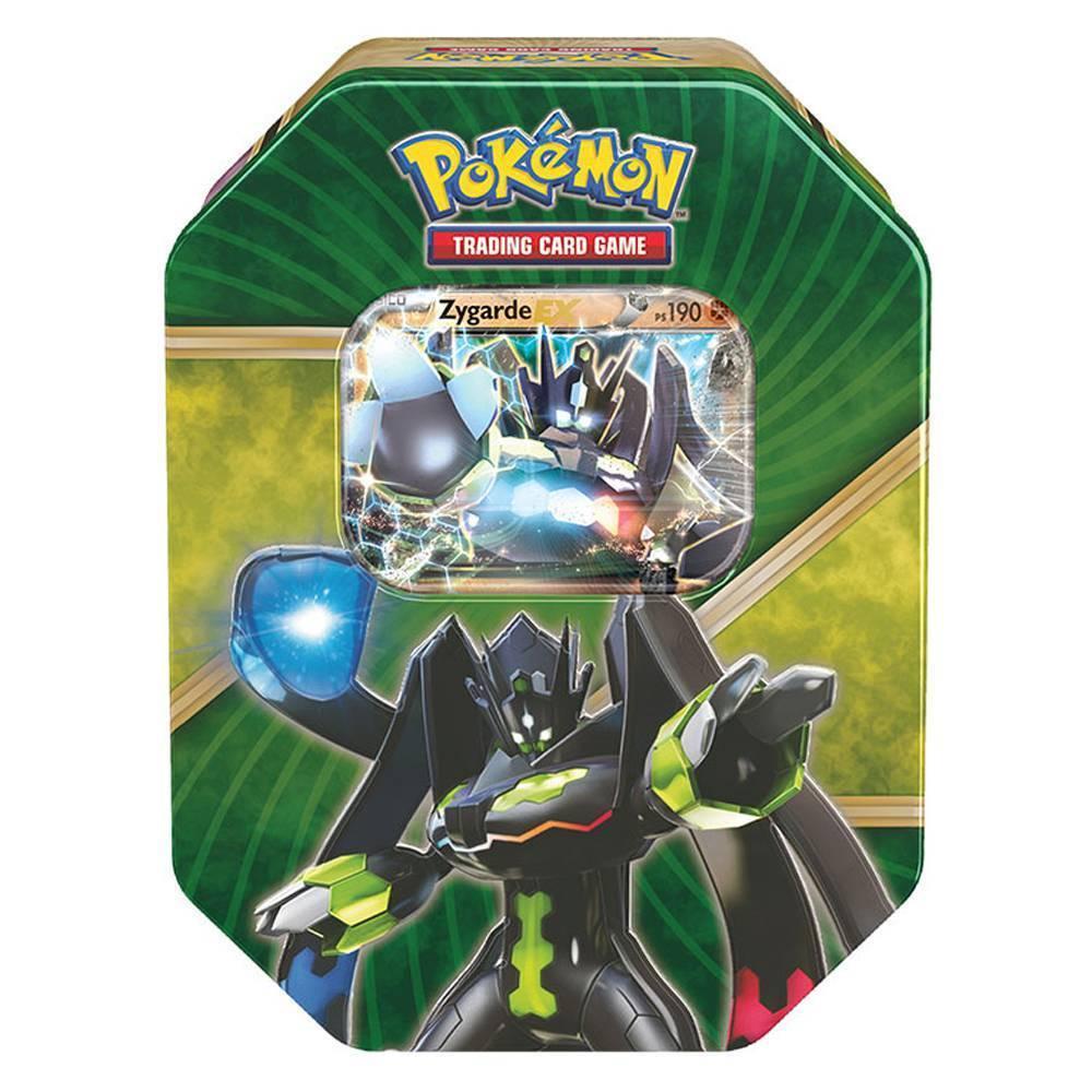 Zygarde Kalos Lata Pokémon - Copag 97348 - Noy Brinquedos