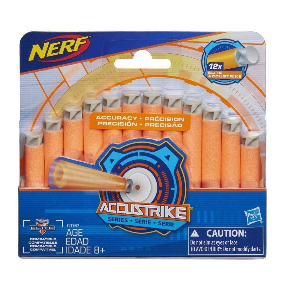 Refil Nerf Accustrike 12 Dardos - Hasbro C0162 - Noy Brinquedos