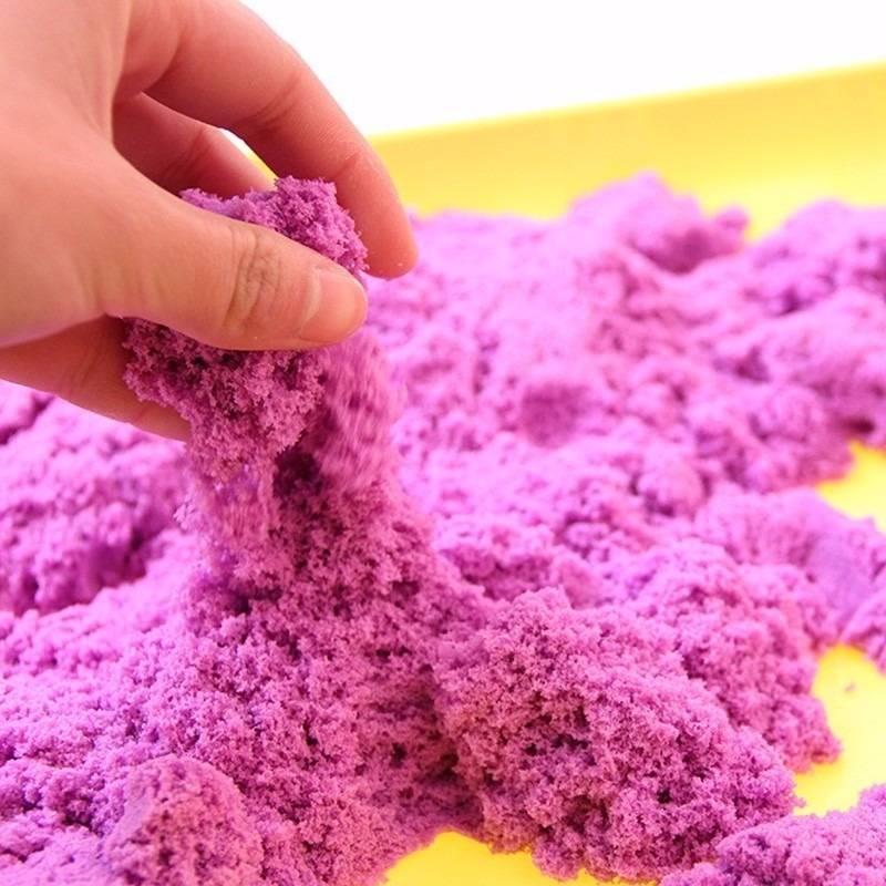Rosa 453G Kinetic Sand - Sunny 1093 - Noy Brinquedos