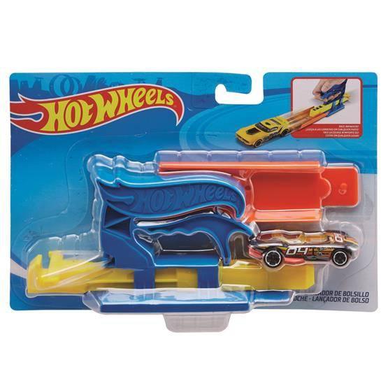 Lançador com Carrinho Hot Wheels - Mattel FTH84 - Noy Brinquedos