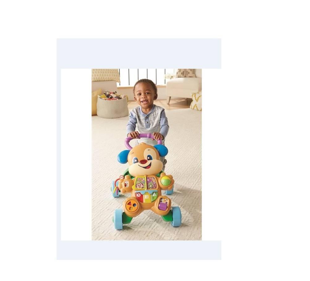 Cachorrinho que Anda Fisher-Price - Mattel FRC78 - Noy Brinquedos