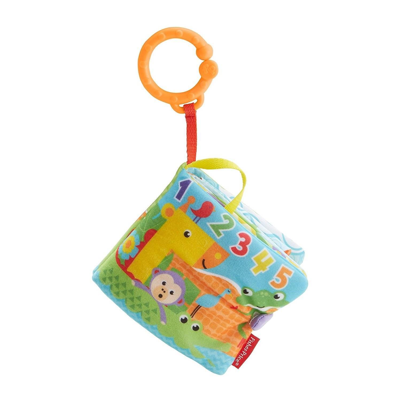 Livro Atividades dos Animais Fisher-Price - Mattel FGJ40 - Noy Brinquedos