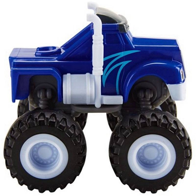 Crusher Monster Machines Blaze Veículo Básico Fisher-Price - Mattel DKV84 - Noy Brinquedos