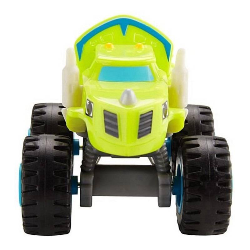 ZEG Monster Machines Blaze Veículo BásicoFisher-Price - Mattel DKV86 - Noy Brinquedos