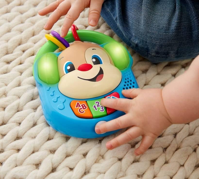 Cante e Aprenda Fisher-Price - Mattel FPV02 - Noy Brinquedos