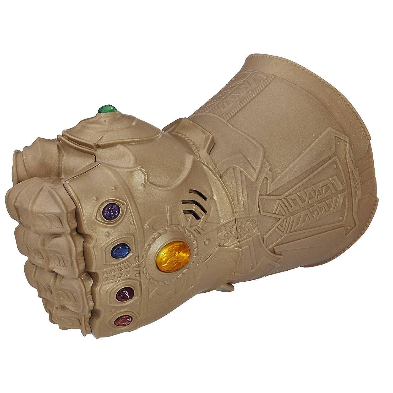 Manopla Eletrônica Thanos Vingadores Marvel - Hasbro E1799 - Noy Brinquedos