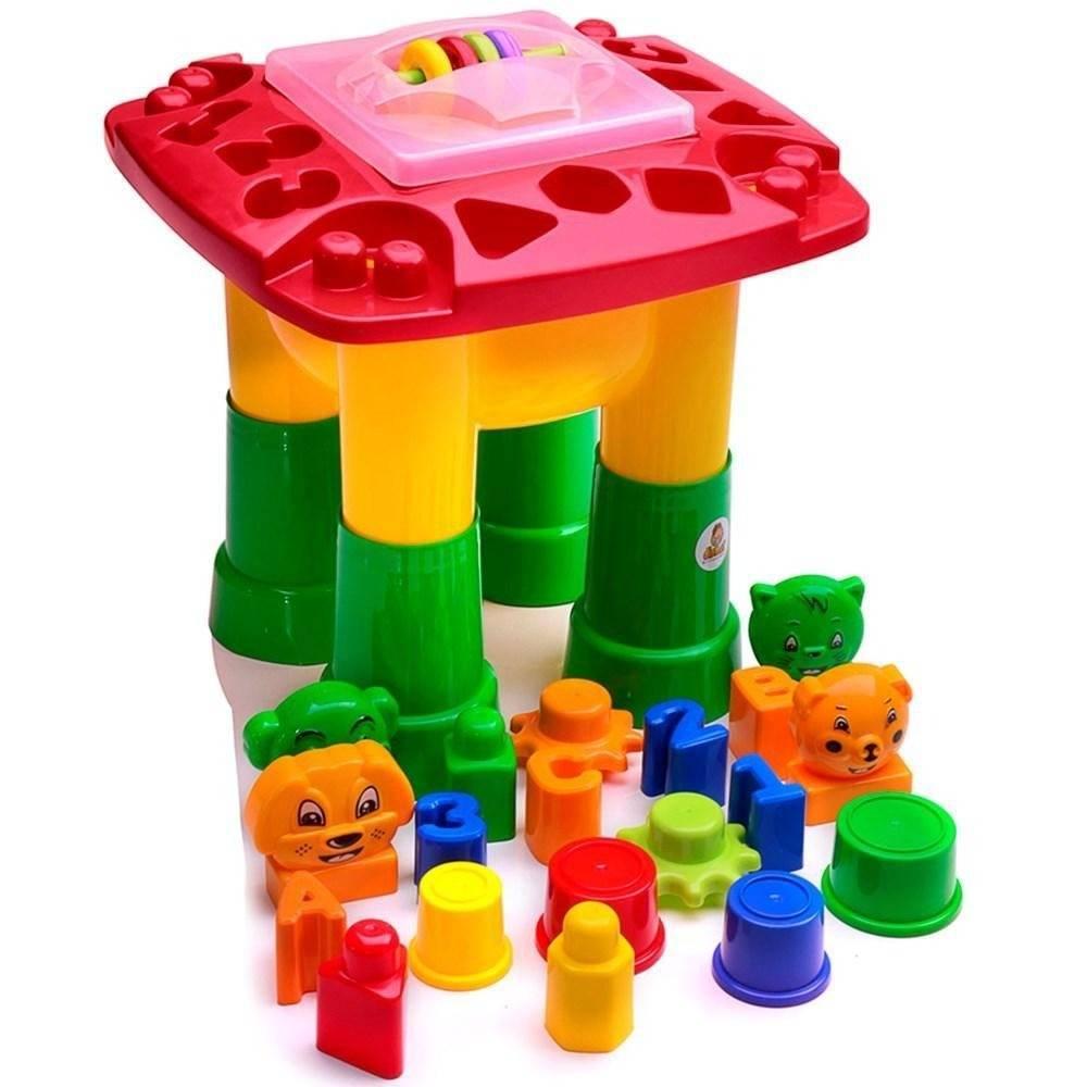 Mesa de Atividades Infantil - Dismat MK200 - Noy Brinquedos