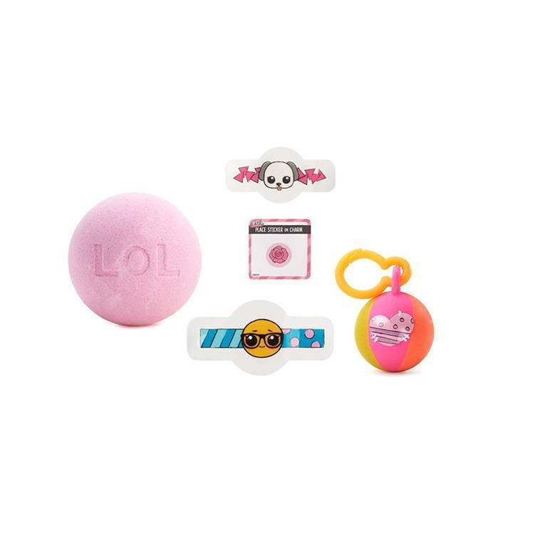 Lol Charm Fizz Surpresa - Candide 8902 - Noy Brinquedos