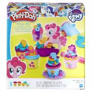 Pinkie Pie Festa Cupcake My Little Pony Play Doh - Hasbro B9324