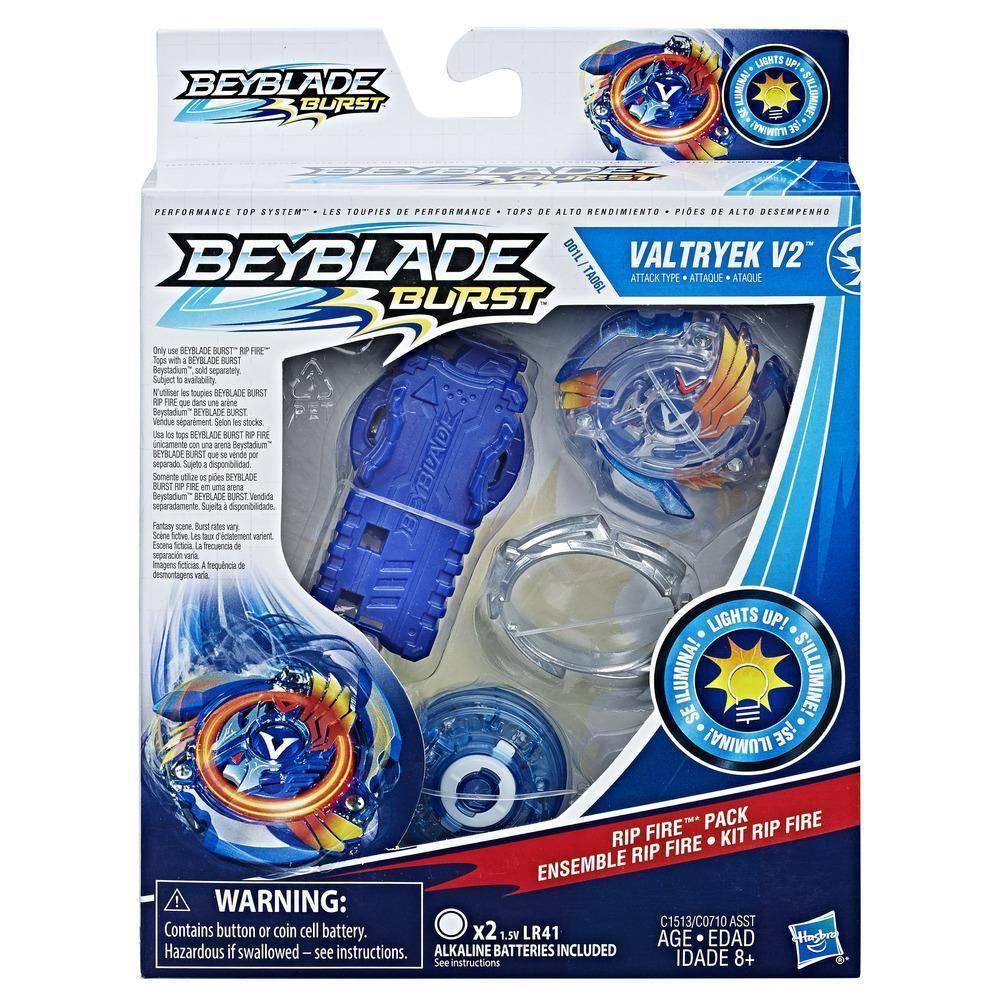 Valtryek Lançador Luz Led Beyblade - Hasbro C1513 - Noy Brinquedos