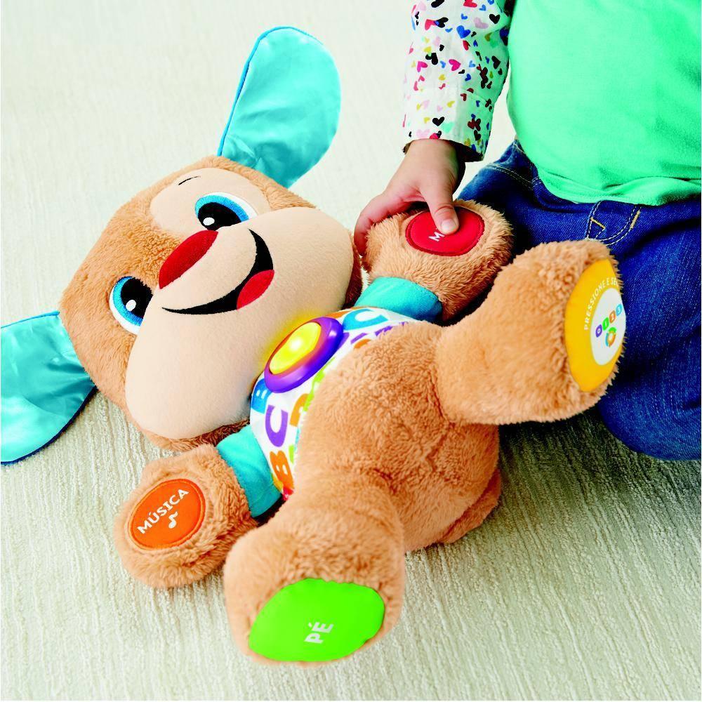 Cachorrinho Smart Stages Fisher-Price - Mattel FVC80 - Noy Brinquedos