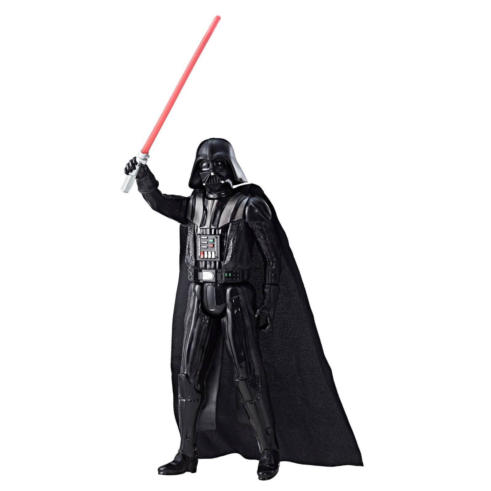 Darth Vader 30cm Treinamento JEDI Star Wars Disney - Hasbro C4079 - Noy Brinquedos
