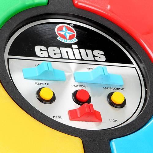 Genius Jogo Padrão - Estrela 1001608900002 - Noy Brinquedos