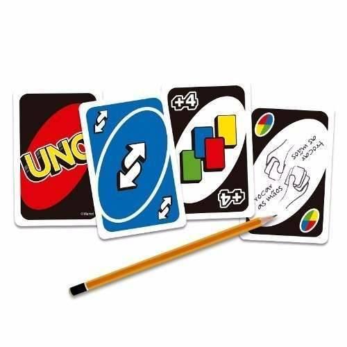 Uno Jogo Original - Copag 98190 - Noy Brinquedos