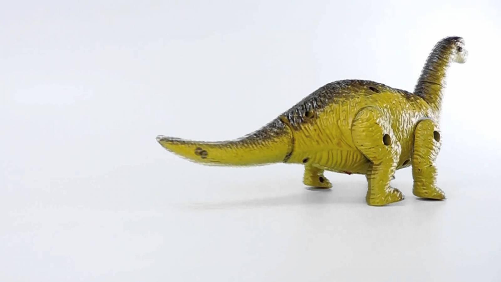 Braquiossauro Dinossauros com Luz e Som - Zoop Toys ZP00162 - Noy Brinquedos