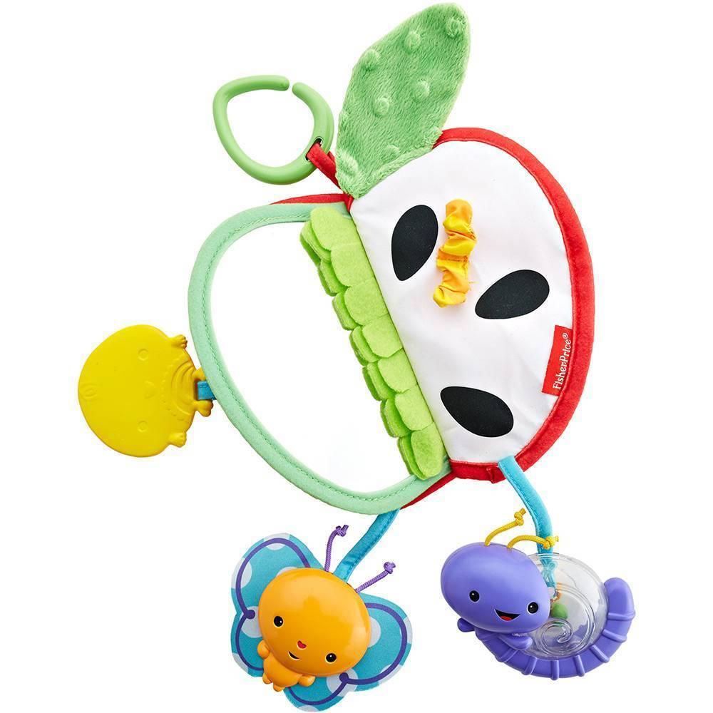 Maçã de Atividades Fisher-Price - Mattel DFP89  - Noy Brinquedos