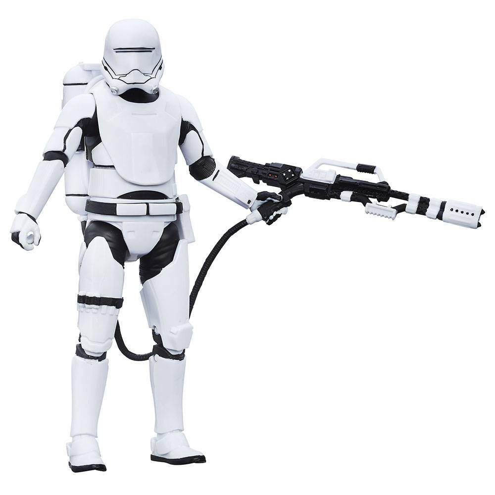 Flametrooper Black Series Star Wars Disney - Hasbro B5892  - Noy Brinquedos