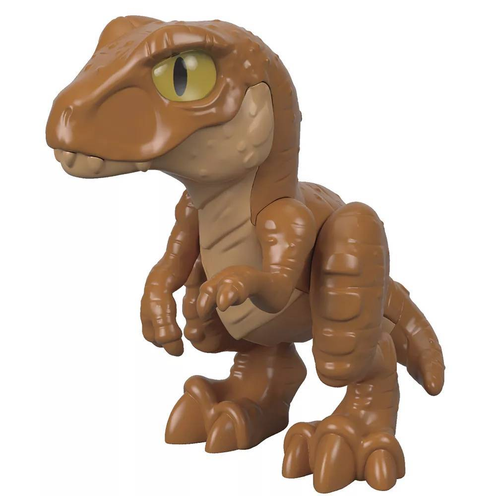 T-Rex Jurassic World Imaginext - Fisher-Price FWF53 - Noy Brinquedos