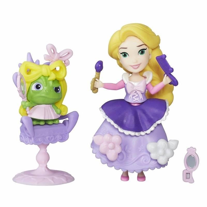 Salão da Rapunzel Princesas Disney - Hasbro B5337 - Noy Brinquedos