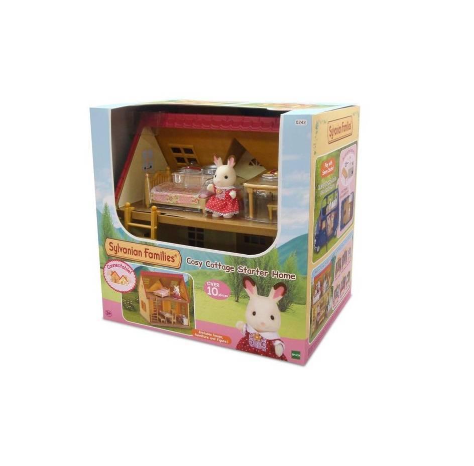 Minha Primeira Casa - Sylvanian Families 5303 - Noy Brinquedos