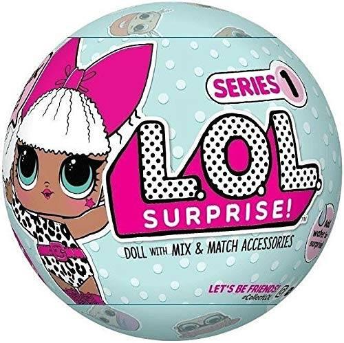 Serie 1 LOL 7 Surpresas - Candide 8900 - Noy Brinquedos